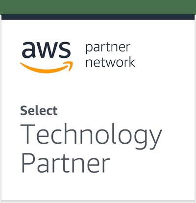 AWS Technology Partner Badge